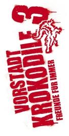 Vorstadtkrokodile 3 - German Logo (xs thumbnail)