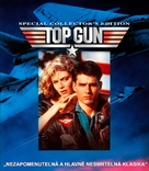 Top Gun - Czech Blu-Ray cover (xs thumbnail)