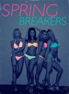 Spring Breakers - French Movie Poster (xs thumbnail)