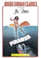 Piranha - DVD movie cover (xs thumbnail)