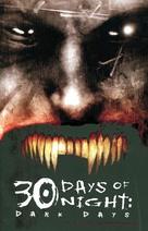 30 Days of Night: Dark Days - Movie Cover (xs thumbnail)