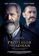 The Professor and the Madman - Movie Poster (xs thumbnail)