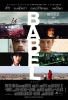 Babel - Brazilian Movie Poster (xs thumbnail)
