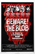 Beware! The Blob - Movie Poster (xs thumbnail)