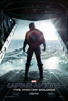 Captain America: The Winter Soldier - Movie Poster (xs thumbnail)