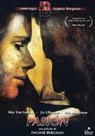 En passion - Spanish DVD movie cover (xs thumbnail)