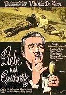 Amore e chiacchiere - German Movie Poster (xs thumbnail)