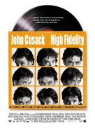 High Fidelity - Theatrical movie poster (xs thumbnail)