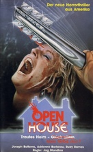 Open House - German VHS cover (xs thumbnail)