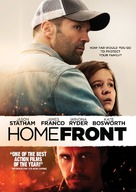 Homefront - Canadian DVD movie cover (xs thumbnail)