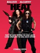 The Heat - Movie Poster (xs thumbnail)
