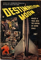 Destination Moon - poster (xs thumbnail)