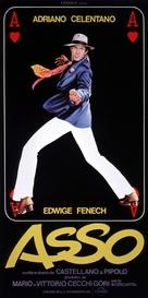 Asso - Italian Movie Poster (xs thumbnail)