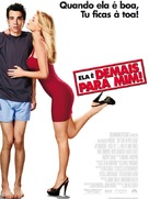 She's Out of My League - Portuguese Movie Poster (xs thumbnail)