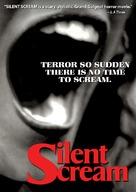 The Silent Scream - DVD cover (xs thumbnail)