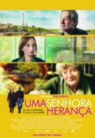 My Old Lady - Portuguese Movie Poster (xs thumbnail)