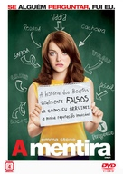 Easy A - Brazilian DVD cover (xs thumbnail)