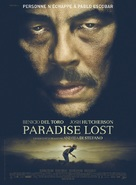 Escobar: Paradise Lost - French Movie Poster (xs thumbnail)