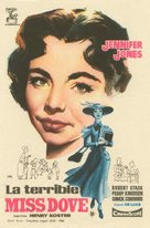 Good Morning, Miss Dove - Spanish Movie Poster (xs thumbnail)