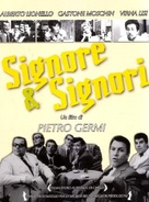 Signore & signori - Italian Movie Poster (xs thumbnail)