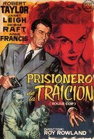 Rogue Cop - Spanish Movie Poster (xs thumbnail)