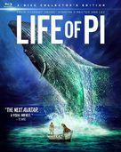 Life of Pi - Blu-Ray movie cover (xs thumbnail)