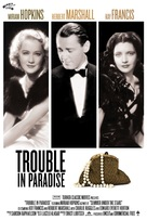 Trouble in Paradise - Re-release poster (xs thumbnail)