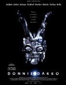 Donnie Darko - Spanish Movie Poster (xs thumbnail)
