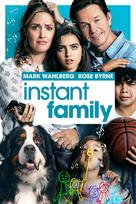 Instant Family - Movie Cover (xs thumbnail)