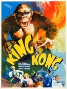 King Kong - Czech Movie Poster (xs thumbnail)