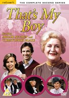 """That's My Boy"" - British DVD cover (xs thumbnail)"