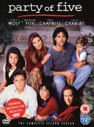 """Party of Five"" - British DVD cover (xs thumbnail)"