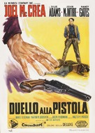 The Gunfight at Dodge City - Italian Movie Poster (xs thumbnail)