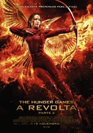 The Hunger Games: Mockingjay - Part 2 - Portuguese Movie Poster (xs thumbnail)