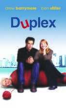 Duplex - Argentinian VHS cover (xs thumbnail)