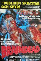Braindead - Swedish Movie Poster (xs thumbnail)