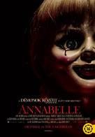 Annabelle - Hungarian Movie Poster (xs thumbnail)