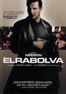 Taken - Hungarian Movie Cover (xs thumbnail)