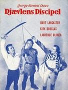 The Devil's Disciple - Danish Movie Poster (xs thumbnail)