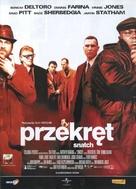 Snatch - Polish Movie Poster (xs thumbnail)