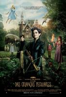 Miss Peregrine's Home for Peculiar Children - Brazilian Movie Poster (xs thumbnail)