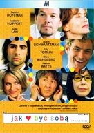 I Heart Huckabees - Polish Movie Cover (xs thumbnail)
