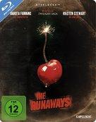 The Runaways - German Blu-Ray cover (xs thumbnail)