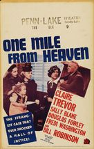 One Mile from Heaven - Movie Poster (xs thumbnail)