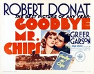 Goodbye, Mr. Chips - Theatrical poster (xs thumbnail)
