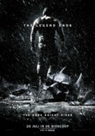 The Dark Knight Rises - Dutch Movie Poster (xs thumbnail)