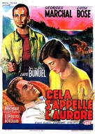 Cela s'appelle l'aurore - Belgian Movie Poster (xs thumbnail)
