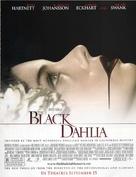 The Black Dahlia - Movie Poster (xs thumbnail)