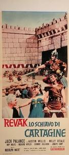 The Barbarians - Italian Movie Poster (xs thumbnail)