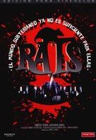 The Rats - Spanish poster (xs thumbnail)
